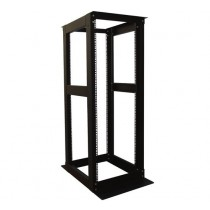 "Nexxt 19"" 4Ft 4-Post Open Rack"