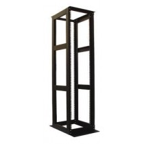 "Nexxt 19"" 7Ft 4-Post Open Rack"