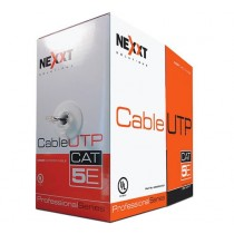 Nexxt CAT5E Indoor UTP Cable (305m Box)