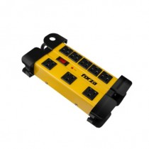 Forza Heavy-Duty 8-Outlet Surge Protector FSP-808