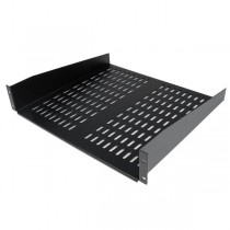 "Startech 2U 16"" Vented Rack Mount Shelf"