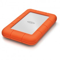 LaCie 2TB Rugged Mini Portable Drive