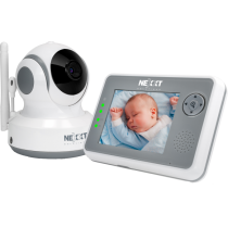 Nexxt RooMate Baby Monitor PTZ Camera + Portable Screen