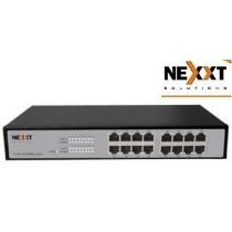 Nexxt Naxos1600 FastEthernet 10/100Mbps 16 Port Switch