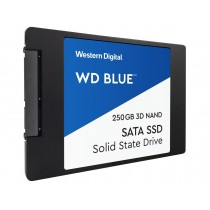 "WD Blue 3D NAND 250GB SATAIII 2.5"" 7mm SSD"