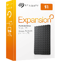 Seagate Expansion 1TB Portable Drive (STEA1000400)