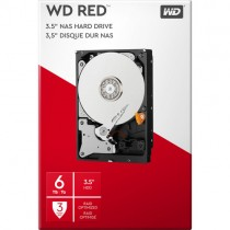 "WD Red 6TB IntelliPower 3.5"" NAS HDD"