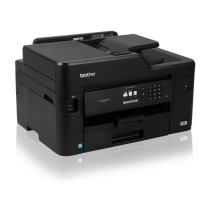 Brother MFC-J5330DW Inkjet Wireless ePrinter/Scanner/Copier/Fax