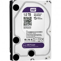 "WD Purple 1TB 3.5"" Surveillance HDD"