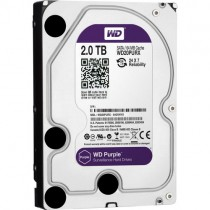 "WD Purple 2TB 3.5"" Surveillance HDD"