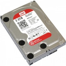 "WD Red 2TB IntelliPower 3.5"" NAS HDD"