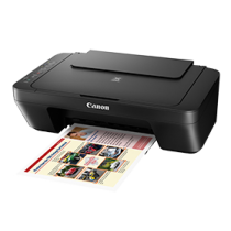Canon PIXMA MG3010 All-in-One Inkjet Printer/Scanner/Copier