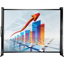 Epson Ultra Portable Tabletop Projection Screen ES1000