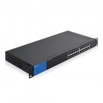 Linksys LGS124P 24 Port Unmanaged PoE Gigabit Switch