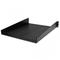 "Startech 2U 22"" Vented Rack Mount Shelf"