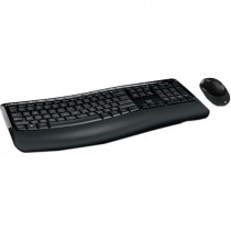 Microsoft Wireless Comfort Desktop 5050 Keyboard & Mouse Combo