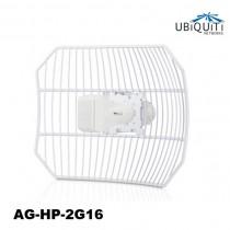 """Ubiquiti airGrid M2 HP 2.4GHz airMAX 11x14"""" Grid Antenna Feed"""