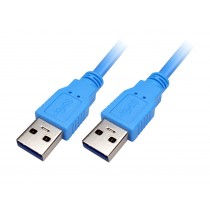 XTech USB 3.0 A-Male to A-Male 6ft USB Cable XTC352