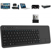 TedGem 2.4GHz Wireless Comfy Keyboard