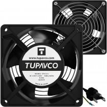 Tupavco Network Cabinet Fan 2x 120mm/4in TP1511