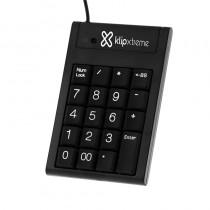 """Klip Xtreme """"Abacus"""" Full-Size Numeric Keypad"""