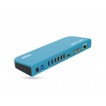 Wavlink USB 3.0 Dual Video Universal Laptop Docking Station