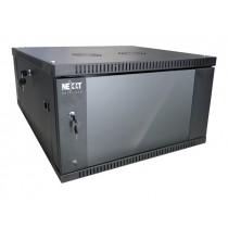 Nexxt 4U SKD Wall Mount Cabinet RAL9005 (60 x 60)