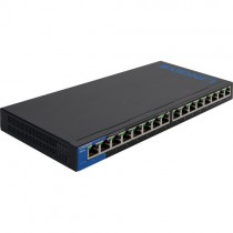 Linksys LGS116 16 Port Unmanaged Gigabit Switch