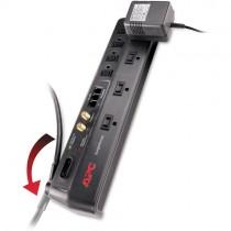 APC SurgeArrest 8-Outlet Surge Protector P8VT3