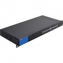 Linksys LGS124 24 Port Unmanaged Gigabit Switch