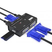 MT-VIKI USB VGA KVM Switch